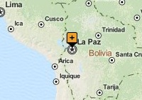 Discover La Paz & Tiwanaku Map