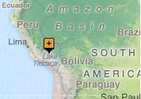 Cusco, Sacred Valley and Machu Picchu map