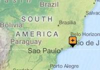 Discover Rio de Janeiro by Jeep map