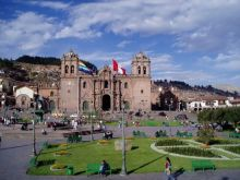Cusco Main Plaza