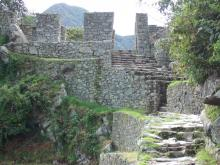 The Sungate at Machu Picchu