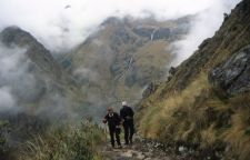 Day three of the Inca Trail