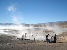 Sol de Manana Geothermal Area, Avaroa NP