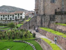 The Koricancha in Cusco