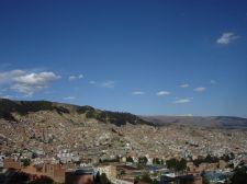 La Paz City by Pilar Rau