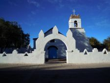 Church in San Pedro de Atacama