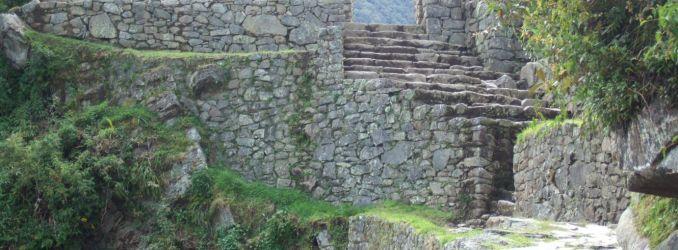 The Sungate at Machu Picchu
